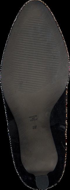 Schwarze NOTRE-V Stiefeletten 7425  - large