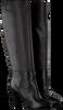 Schwarze NOTRE-V Hohe Stiefel AH210  - small