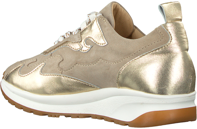 Beige DEABUSED Sneaker 7569S  - large