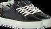 Schwarze RED-RAG Sneaker low 74308  - small