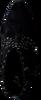 Schwarze LOLA CRUZ Stiefeletten BOTIN T.85 EN ANTE CON REMACHE - small