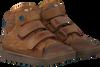Cognacfarbene BRAQEEZ Sneaker 417531 - small