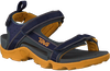 Blaue TEVA Sandalen 10193489 C/Y TANZA ECLIPSE  - small