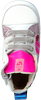 Graue SHOESME Babyschuhe BP8S006 - small