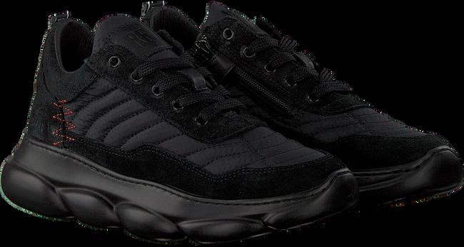 Schwarze RED-RAG Sneaker low 13483  - large