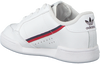 Weiße ADIDAS Sneaker CONTINENTAL 80 I  - small
