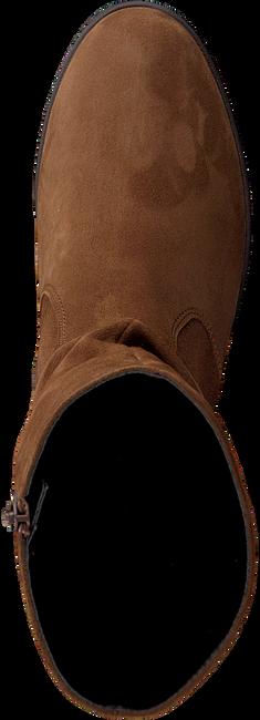 Cognacfarbene GABOR Hohe Stiefel 781.2  - large