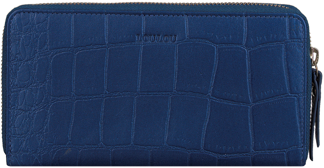 Blaue BY LOULOU Portemonnaie SLBX120S - large