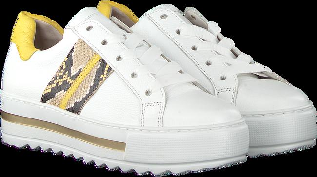 Weiße GABOR Sneaker low 495  - large