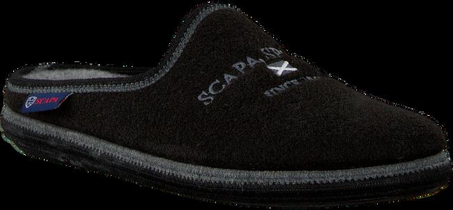 Schwarze SCAPA Hausschuhe 21/087133P - large