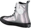 Silberne CONVERSE Sneaker ALL STAR BOOT -X-HI  - small