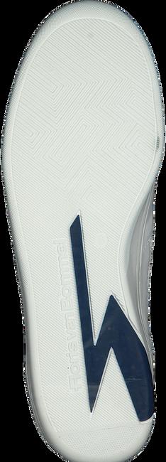Weiße FLORIS VAN BOMMEL Sneaker low 16265  - large