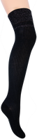 Schwarze MARCMARCS Socken CLAUDINE  - medium