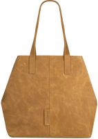 Cognacfarbene SHABBIES Shopper 282020033  - medium