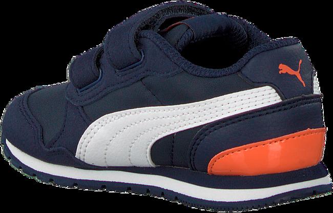 Blaue PUMA Sneaker low ST RUNNER V2 NL JR  - large