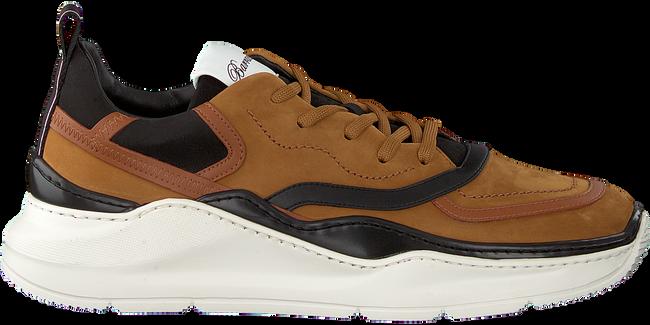 Cognacfarbene BARRACUDA Sneaker BU3242  - large