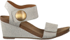 Weiße CA'SHOTT Sandalen 8020 - small