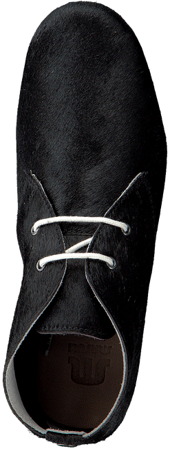 Schwarze MARUTI Schnürschuhe GIMLET - large