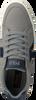 Graue POLO RALPH LAUREN Sneaker HUGH-NE - small