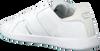 Weiße LACOSTE Sneaker NOVAS CT 118 - small