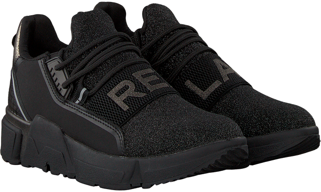 Schwarze REPLAY Sneaker RS950005S LEI - large