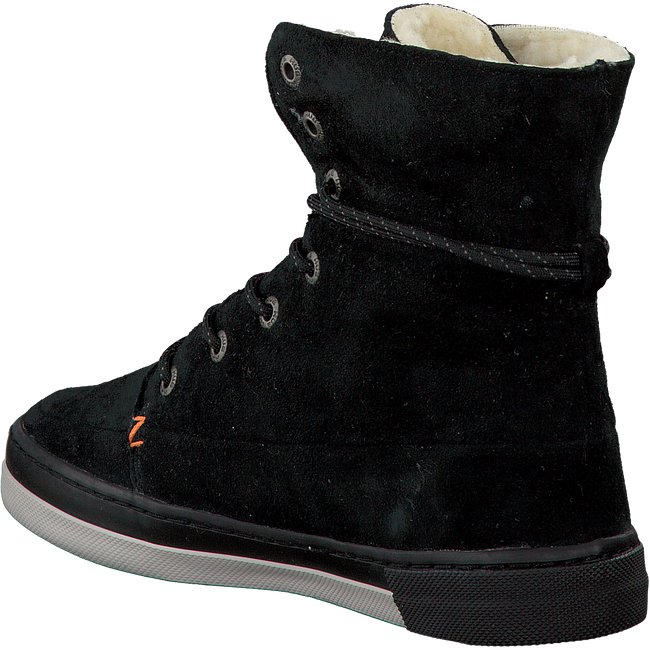 Schwarze HUB Ankle Boots VERMONT - large