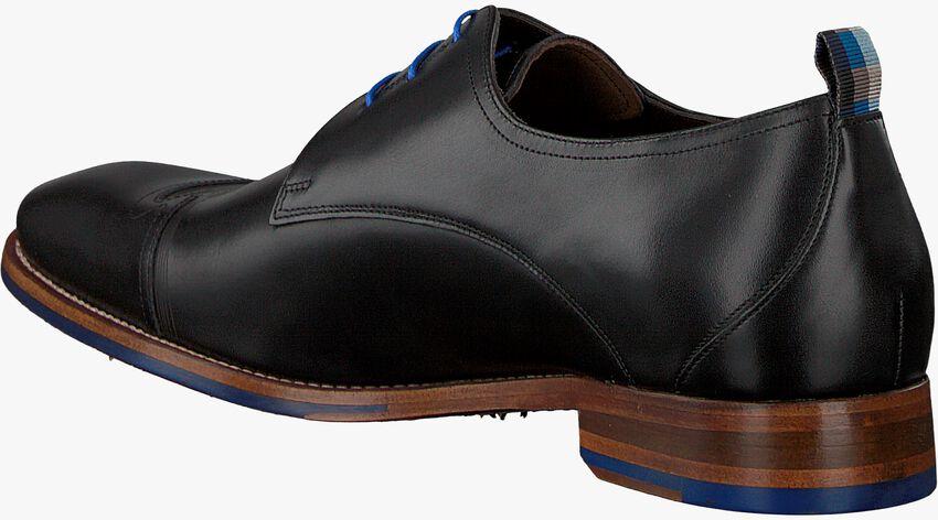 Schwarze VAN BOMMEL Business Schuhe 18006 - larger