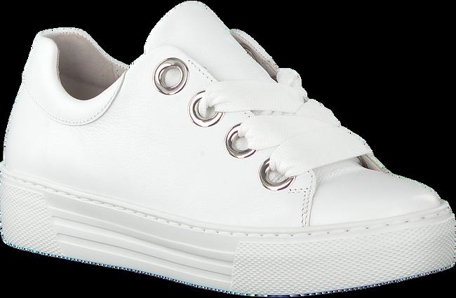 Weiße GABOR Sneaker 464 - large