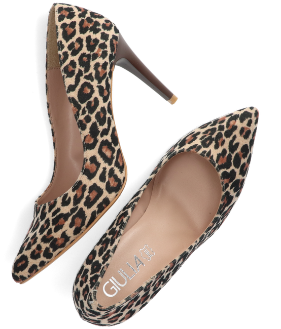Beige GIULIA Pumps GIULIA  - large