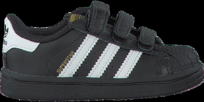 Schwarze ADIDAS Sneaker SUPERSTAR CF - large