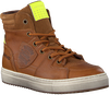 Cognacfarbene VINGINO Sneaker SIL MID - small