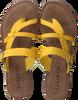 Gelbe LAZAMANI Pantolette 75.608  - small