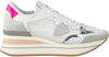 Weiße PHILIPPE MODEL Sneaker low TRIOMPHE L D  - small