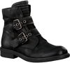 Schwarze MJUS Biker Boots 971242 SOLE PAL - small