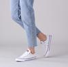 Weiße CONVERSE Sneaker CHUCK TAYLOR ALL STAR OX WOMEN - small