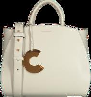 Graue COCCINELLE Handtasche CONCRETE 1801  - medium