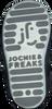 Blaue JOCHIE & FREAKS Babyschuhe 17042 - small