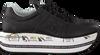 Schwarze PREMIATA Sneaker low BETH  - small