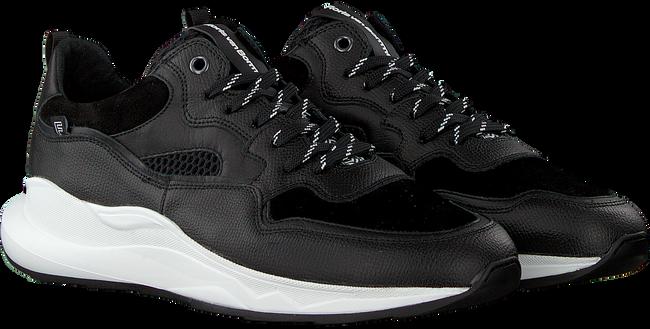 Schwarze FLORIS VAN BOMMEL Sneaker 16269  - large