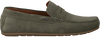 Grüne TOMMY HILFIGER Mokassins CLASSIC SUEDE PENNY LOAFER  - small