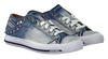 Blaue DIESEL Sneaker MAGNETE EXPOSURE IV W - small