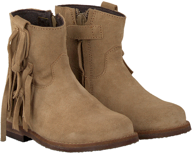 Taupe CLIC! Langschaftstiefel CL9064 - large