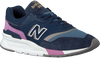 Blaue NEW BALANCE Sneaker low CW997  - small