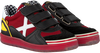 Rote MUNICH Sneaker low G3 VELCRO  - small