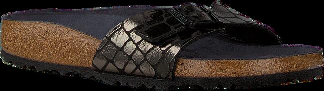 Schwarze BIRKENSTOCK Pantolette MADRID GATOR  - large