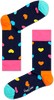 Blaue HAPPY SOCKS Socken HEART - small