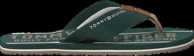 Grüne TOMMY HILFIGER Pantolette SMART TH BEACH SANDAL - large