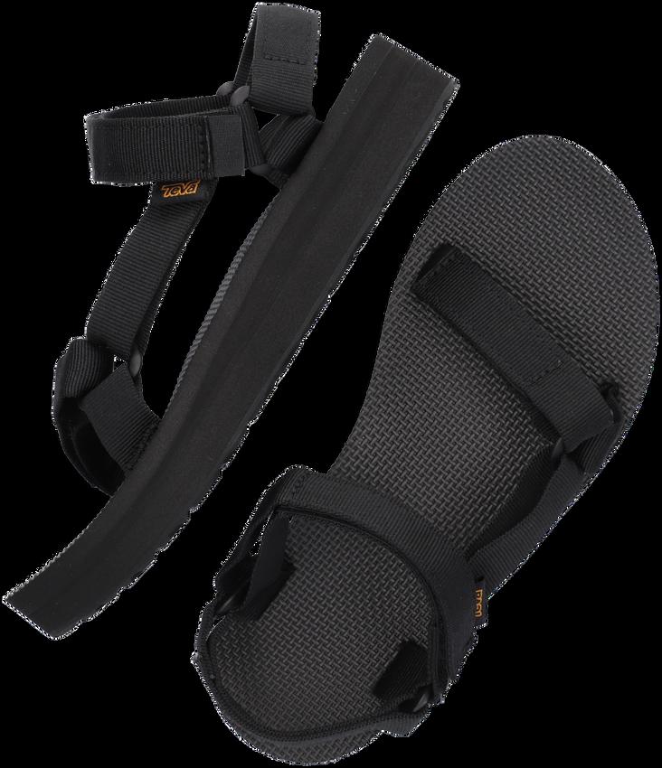 Black TEVA shoe MIDFORM UNIVERSAL  - larger