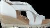 Weiße GABOR Sandalen 853 - small