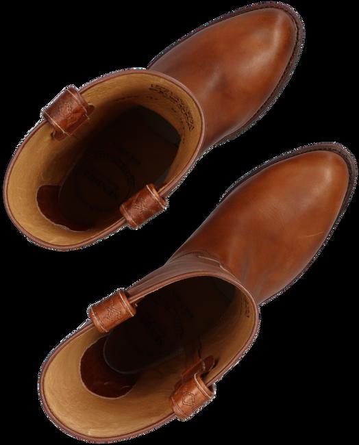 Cognacfarbene SENDRA Hohe Stiefel 14394  - large